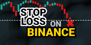 how to set up a stop loss on binance